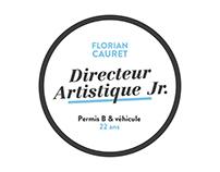 CV - Florian Cauret