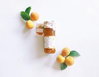 La poire fruit preserve packaging