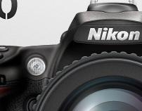 Nikon D90 Icon