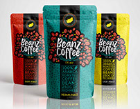 Beanz Coffee Regular Blend