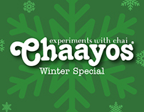 Chaayos - Winter Special Indulgence
