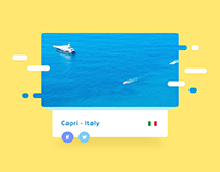 Capri - Italy Travel App