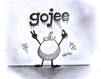 gojee Concept Sketch (Barry Tagging)