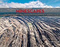 Minescapes - Photographs of Coal mining in Indonesia