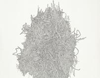 Oeuvres sur papier, 2012