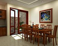 thiết kế nội thất Hải Phòng