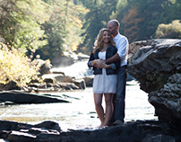 Amy & AJ Engagement