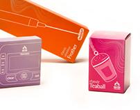 Teavana Classic Tea tool Redesign