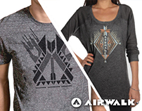 Airwalk Apparel Graphics