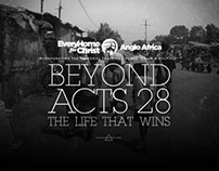 Beyond Acts 28 - The Life That Wins DVD Series