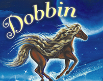 Illustration: Dobbin and the Stardust Trail