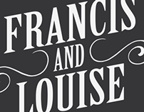 Francis & Louise Branding