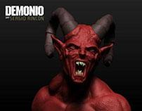 Demonio 3D