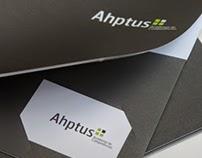 AHPTUS || mm+a Branding