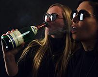 KLEINE KLINKE DJ TEAM - STUDIO PORTRAITS