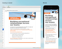 Jetstar Internal Email Templates
