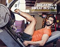 Fitness Story, MW Magazine Jan 2017