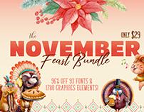 The November Feast Bundle