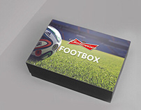 FootBox - DM Idea for Budweiser