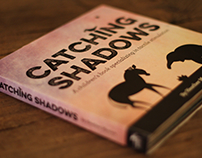 Catching Shadows children's book design