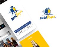 Propuesta para aplicación móvil Modelhogar