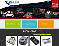Dacom Panamá Web