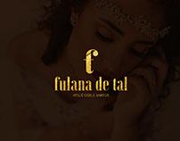 Fulana de Tal - Ateliê - Logo