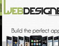 Web Designer Magazine Redesign