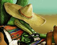 Croco Mexicano