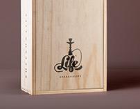 SHEESHA LIFE- Brand Identity