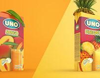 Uno / Mango & Pineapple