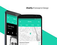 Chatify / UI Material Design