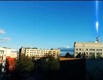 VFX showreel- view from my window