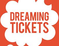 Una entrada a soñar despierto II. Dreaming tickets app.