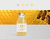 Yeahoney // branding
