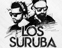 Los Suruba for Vicious Mag