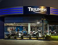 Triumph Eurobike - Porto Alegre