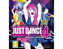 Ubisoft - Just Dance 4