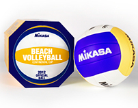 Packaging Promocional. Balón para torneo internacional