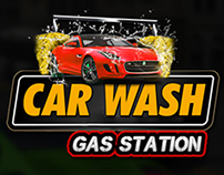 Car Wash Gas Station