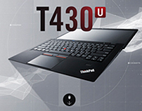 12.7 / ThinkPad T430u product site