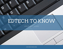 Jarvis Buckman | EdTech to Know