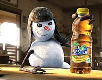 Nestea - Snowman