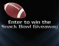 Snack Bowl Giveaway 2019 promos