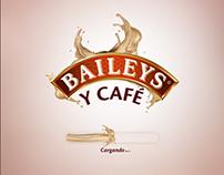 Baileys® y Café Brand Activation Ipad Games