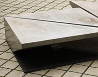 Concrete furniture | Betonový nábytek | bconcrete.cz