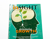 EDITORIAL DESIGN-TTMF inSIGHT magazine