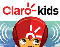 Character re-design: Claro Kids