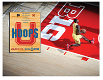 Hoops U Maryland and Notre Dame Shirt Designs