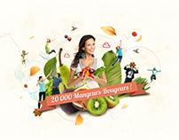 20.000 Mangeurs-Bougeurs